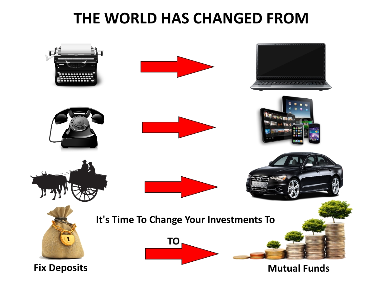 Change Your Investments